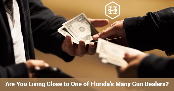 Are You Living Close to One of Florida's Many Gun Dealers?