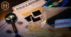False Police Report